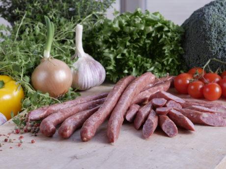 grillvorst juustuga metssealihast lambasooles